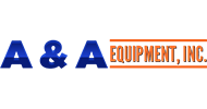 A & A Equipment, Inc Logo